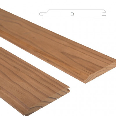Thermory Cladding