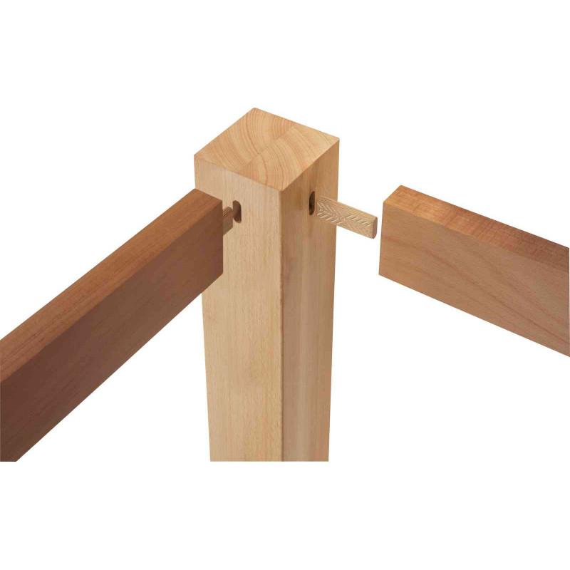 EasyClip hidden deck fastener